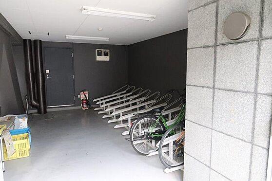 マンション(建物一部)-港区芝浦2丁目 駐輪場
