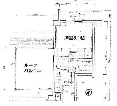 マンション(建物一部)-大田区下丸子1丁目 間取り