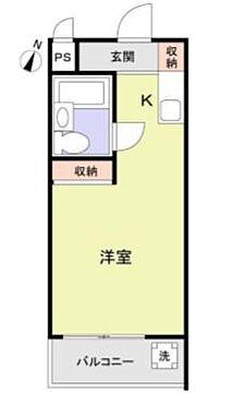マンション(建物一部)-世田谷区北烏山7丁目 間取り