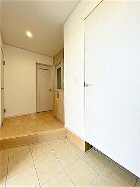 新築一戸建て-仙台市太白区四郎丸字吹上 玄関