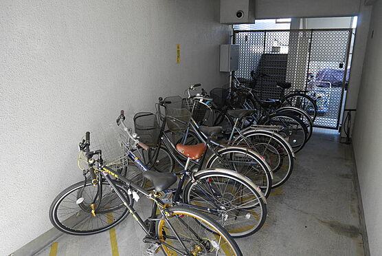 マンション(建物一部)-川崎市多摩区中野島6丁目 屋根付き自転車置場
