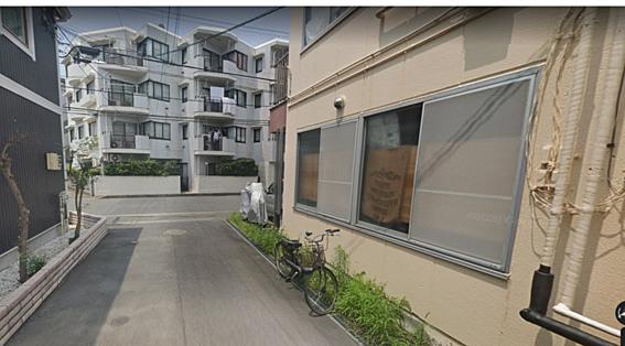 一棟マンション-相模原市南区南台5丁目 前面道路 南側