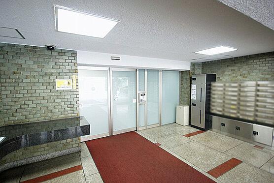 中古マンション-武蔵野市中町3丁目 エントランス