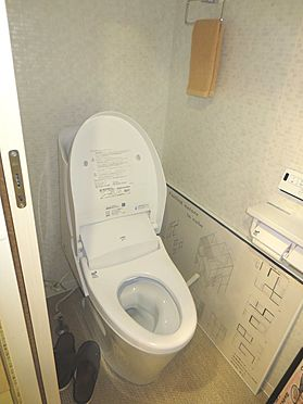 中古マンション-中央区日本橋中洲 トイレ