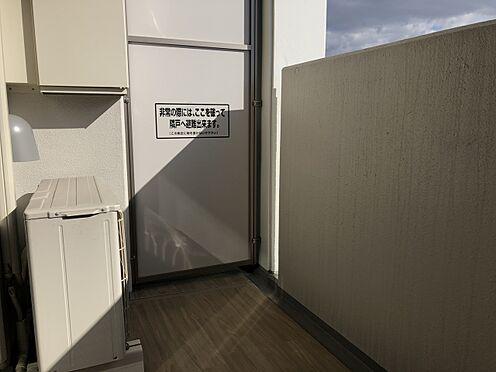 マンション(建物一部)-大阪市西区南堀江4丁目 バルコニー