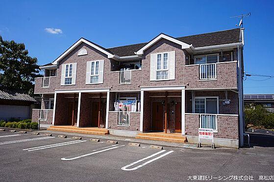 アパート-丸亀市垂水町 A棟外観写真