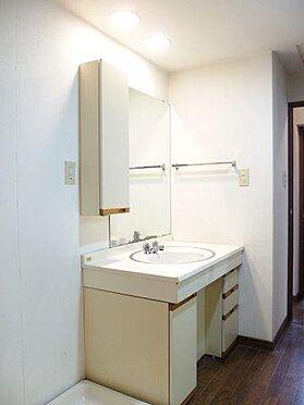中古マンション-八王子市別所2丁目 洗面化粧台もそのままお使いになる事も可能です
