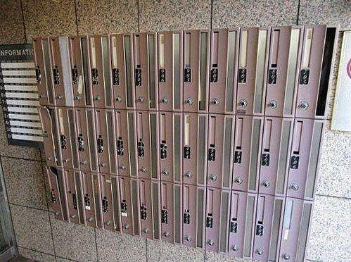 マンション(建物一部)-大阪市西区新町4丁目 便利なメールBOX付き