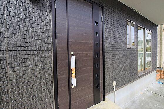 新築一戸建て-仙台市宮城野区岩切字堰下 玄関