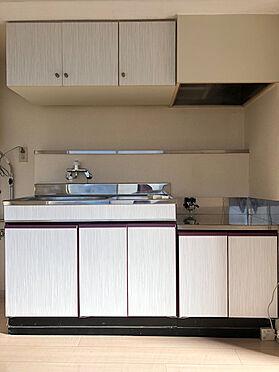 マンション(建物全部)-札幌市白石区菊水二条1丁目 キッチン