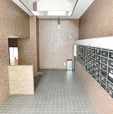 マンション(建物一部)-武蔵野市西久保2丁目 エントランスホール