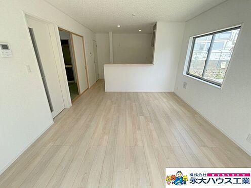 戸建賃貸-仙台市太白区西多賀5丁目 居間