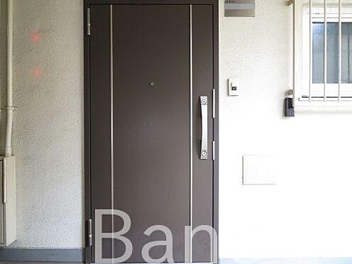 中古マンション-渋谷区千駄ヶ谷3丁目 住戸入り口、玄関。