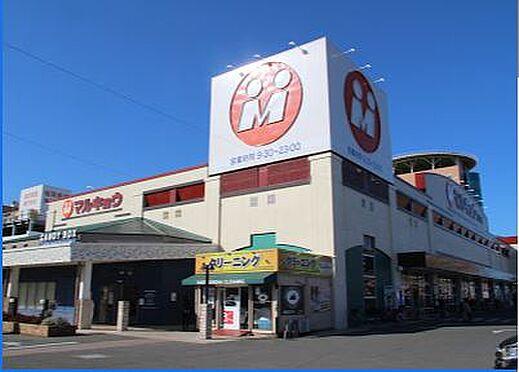 アパート-福岡市東区和白4丁目 【スーパー】マルキョウ 和白店まで814m