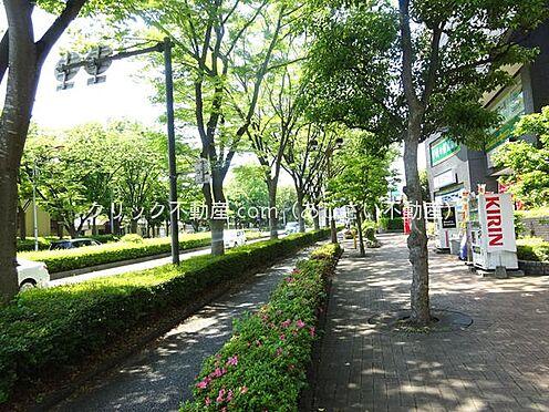店舗事務所(建物一部)-藤沢市大庭 周辺
