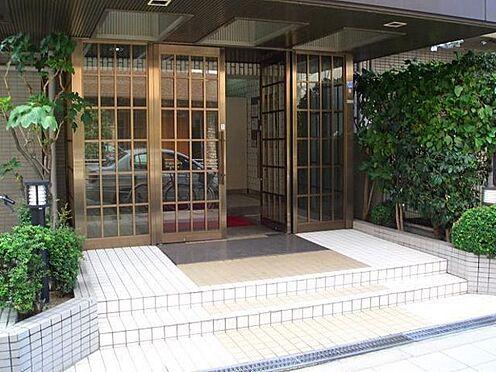 マンション(建物一部)-大阪市淀川区新北野3丁目 落ち着いたエントランス