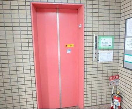 マンション(建物全部)-多摩市和田 エレベーター