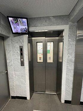 中古マンション-川越市大字大仙波 エレベーター