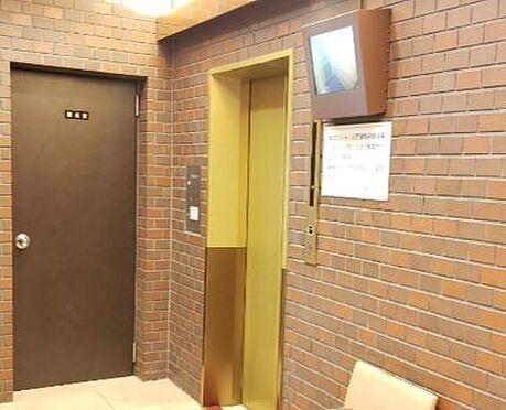 マンション(建物一部)-大阪市中央区南船場1丁目 防犯カメラ付きのエレベーターあり