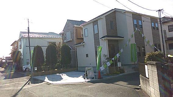 新築一戸建て-上尾市上町1丁目 外観