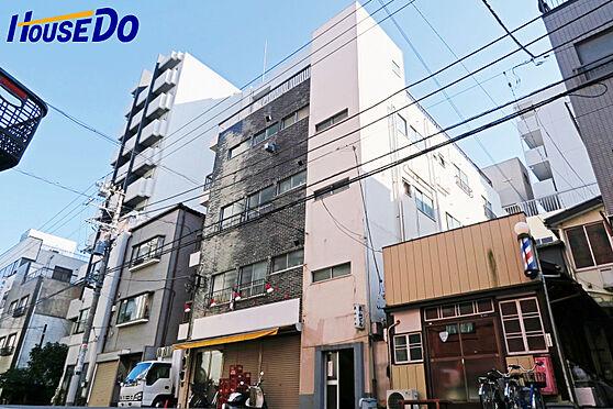 マンション(建物全部)-墨田区緑1丁目 米山ビル 1棟売りマンション 事業用一括の外観です