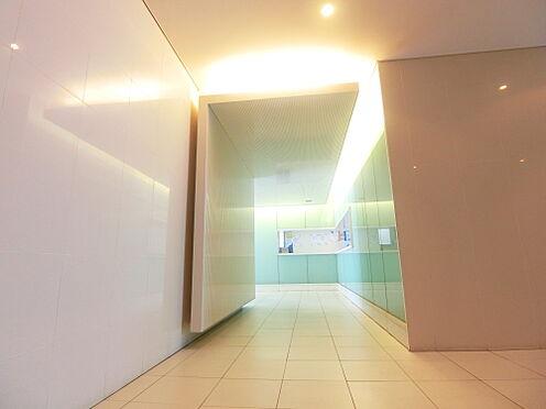 中古マンション-品川区荏原3丁目 エントランスホール入り口
