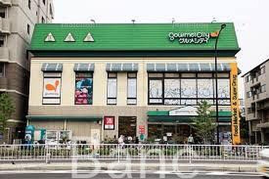 中古マンション-大田区西糀谷3丁目 グルメシティ糀谷店 徒歩2分。 140m