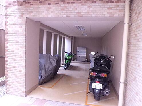 マンション(建物一部)-杉並区下井草5丁目 バイク置場