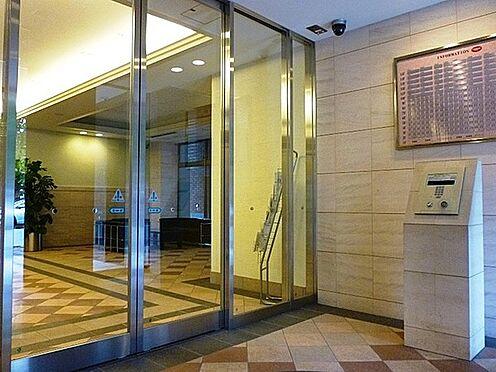 マンション(建物一部)-大阪市淀川区宮原4丁目 セキュリティ性の高いエントランス