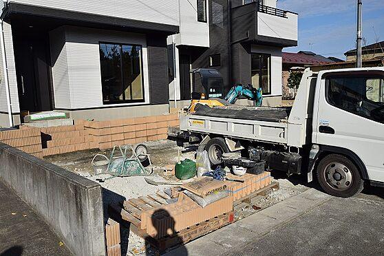 新築一戸建て-仙台市泉区将監12丁目 駐車場