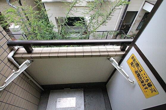マンション(建物一部)-文京区千石2丁目 バルコニー(約1.33平米)