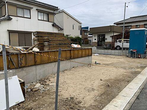 新築一戸建て-豊田市上挙母2丁目 新しい綺麗なお風呂で、ぜひ日々の疲れを癒してください。