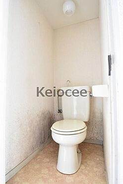 アパート-茂原市東茂原 トイレ