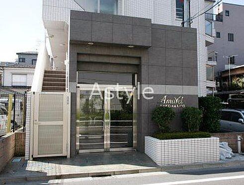マンション(建物一部)-大田区萩中2丁目 外観