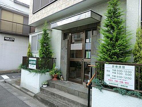 アパート-中野区南台3丁目 山田内科