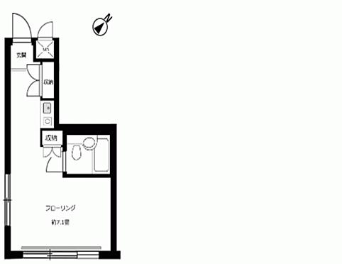 マンション(建物一部)-豊島区上池袋3丁目 間取り