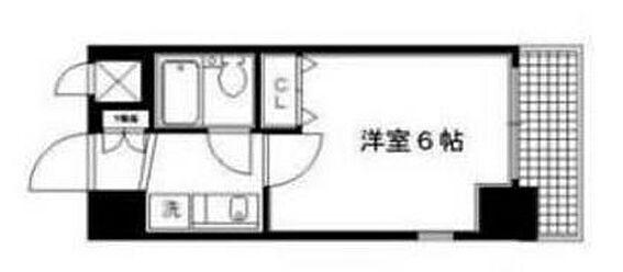 マンション(建物一部)-京都市下京区植松町 間取り
