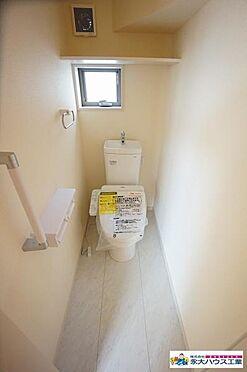 新築一戸建て-塩竈市野田 トイレ