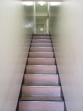 マンション(建物一部)-中央区日本橋蛎殻町2丁目 専用階段