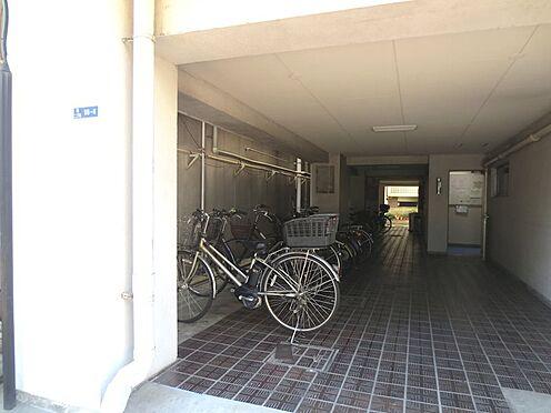中古マンション-中央区佃2丁目 自転車置き場