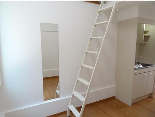 アパート-中野区松が丘2丁目 全室ロフト付き、床暖房設置