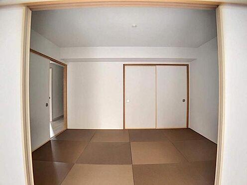 中古マンション-名古屋市天白区笹原町 リビング横には和室付き!来客用・お子様の遊び場として使用できます