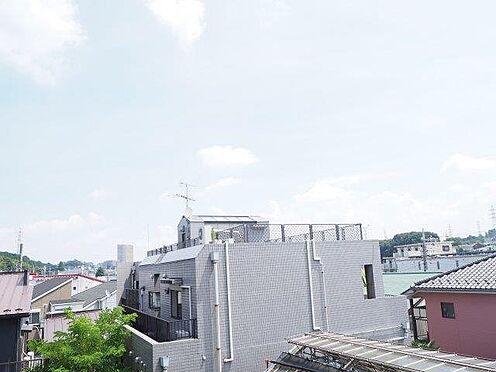 中古マンション-八王子市堀之内2丁目 東側バルコニー眺望