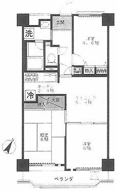 マンション(建物一部)-大田区久が原2丁目 間取り