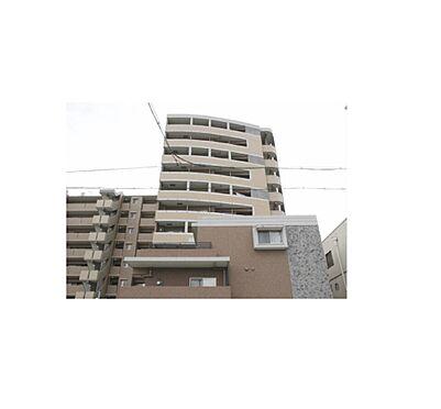 マンション(建物一部)-京都市下京区西七条比輪田町 外観