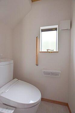 新築一戸建て-仙台市泉区将監4丁目 トイレ