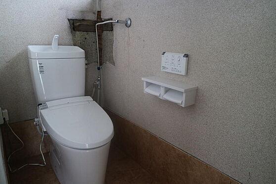 店舗付住宅(建物全部)-日野市南平7丁目 トイレ
