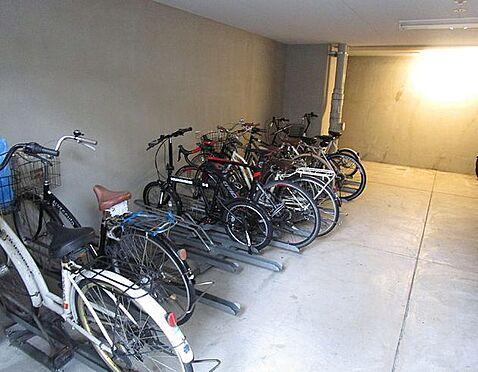 マンション(建物一部)-大阪市港区市岡1丁目 雨の日も安心の屋内駐輪場