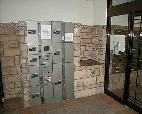 マンション(建物一部)-大阪市北区豊崎1丁目 宅配ボックス完備