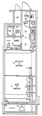 マンション(建物一部)-江東区佐賀2丁目 間取り